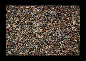 Stock Pebbles by photoman356