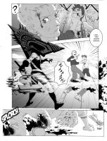 SH-inspired manga random page by MarvinDMartian