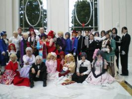 Katsucon 2012 Black Butler Photoshoot 2 by jewelup429
