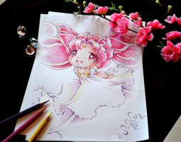 Sailor Chibi Moon by Lighane