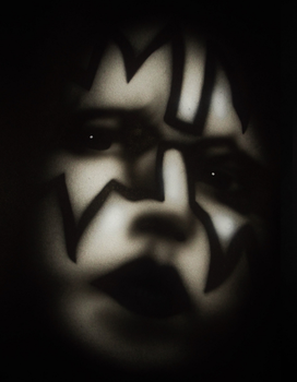 Ace Frehley by 666EvilArtist