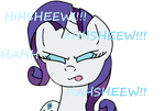 Yeah, You Totaly Sneeze Like A Lady by daisymeadows
