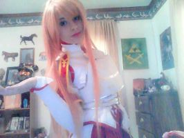 My Asuna outfit came in! by TheDreamerWithin616