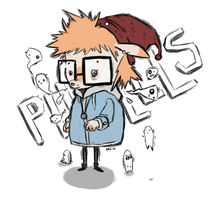 Pills Here by SauceGhost