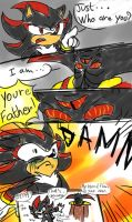 I'm your father shadow. by aggieandco