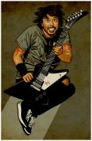 Dave Grohl by UCArts