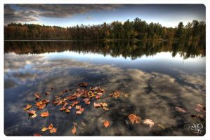 Gatineau. Lac Beauchamp. 2 by AmirNasher