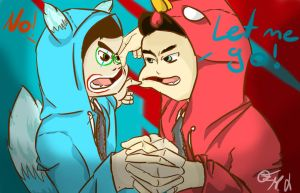 Let Me Go by LuLACk