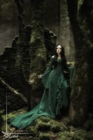 Lady of the Forest by Kestrel01