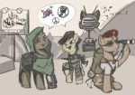 Fallout NV daily routine by SaMueL-Grey