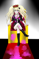 The Queen Of Despair by pleadthe5thchild