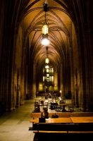 Cathedral Of Learning by zariens