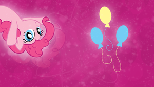Pinkie Pie Wallpaper by ShimmerMint