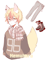 CLOSED | Doodle Adopt Auction by Nemuharu