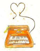 Write a Song of Love by tabithabianca