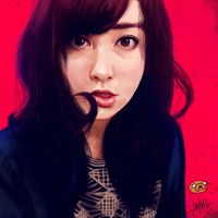 Sachie! [Photo Study] by SteamyTomato