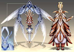 (CLOSED) - Sky Emperor Adoptable #045 by Timothy-Henri