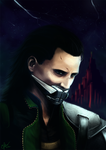 Loki - Back to Asgard by elz-art