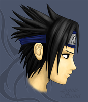 Sasuke revisited by Annie-sama