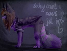 maybe I don't try hard enough by coffaefox