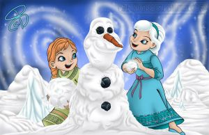 Do you want to build a Snowman? by RCBrock