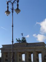 Brandenburg Gate by l0b0estepari0