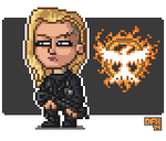 THG: Mockingjay Part 1 - Cressida by ionrayner