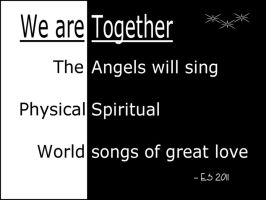 We are Together by BL8antBand