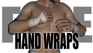 Hand Wraps for Genesis by sedartonfokcaj