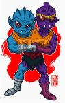 Lil Two Bad by lordmesa