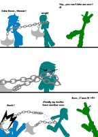 Comic - The Chain by superpivot1231