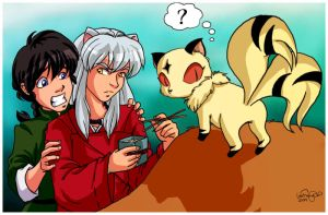 Ranma+Inuyasha - It's a.. CAT by irishgirl982