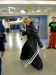 Epic Roxas by ParadoxProphet