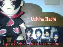 Itachi Collection Deviant ID by lyrad24