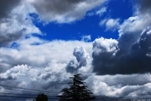 Clouds by sykosys