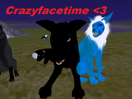 FH - Crazy Face Time by LumiTheWolf