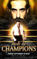 FANTASY NIGHT OF CHAMPIONS 2015 by Lucke49