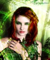 Poison Ivy by EigthDegreeBites