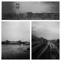 Metropolis, a million little pieces #1: airports by d-s-foto