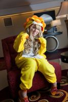 Lion Kigurumi FTW by KitKatCaughtcha