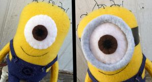 Despicable Minion by greenchylde
