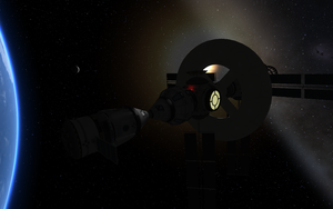 KSP Nine - Chapter III - Rendezvous And Docking by Shroomworks