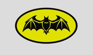 My batman Logo by SaiTurtlesninjaNX