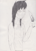 Jeff The Killer 3 by Im-Albert-Wesker