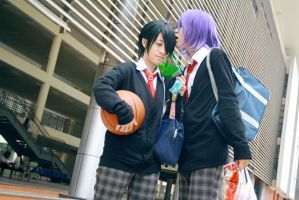 I'm hungry, Himuro by HaraNatsumi