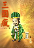 3 Kingdoms Q - Zu Ge Liang by godfathersky