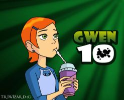 Gwen 10? by TheBlueFruit