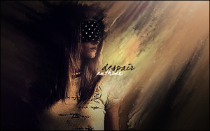 Despair Smudge by Anthrax817