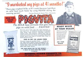 I marketed my hogs at four and one half months by peterpulp