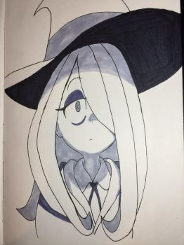 Sucy Manbavaran by The-Maple